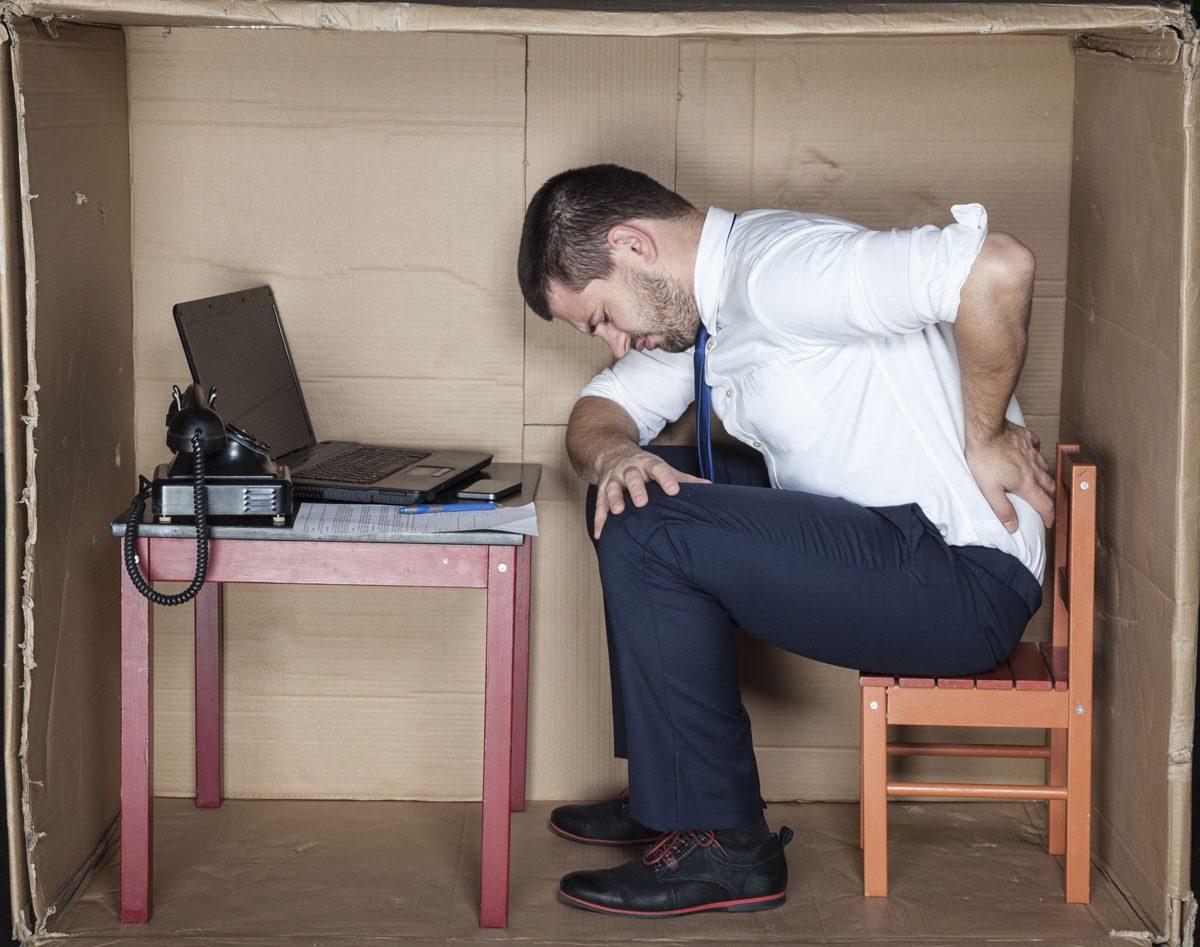 Ergonomia stanowiska pracy – praktyczne akcesoria