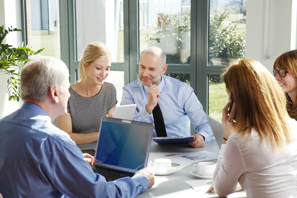 Czym charakteryzuje się dobrze prosperująca organizacja?