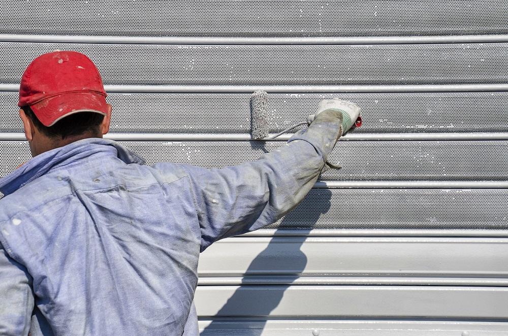 pracownik budowlany