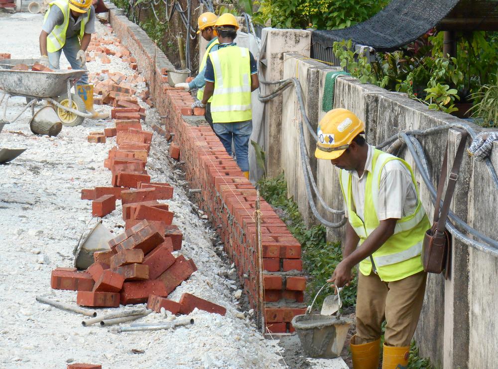 Pracownik budowy – czym on się zajmuje i jak nim zostać?